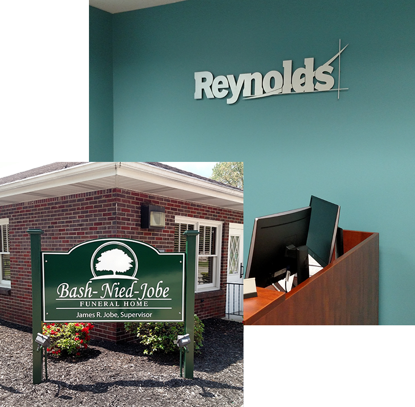 Chi Signs And Designs Outdoor Signs Business Signs Vehicle Graphics